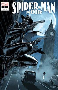 [Spider-Man: Noir #1 (Garron Variant) (Product Image)]