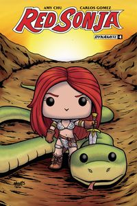 [Red Sonja #4 (Cover D Funko Meents) (Product Image)]