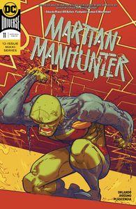 [Martian Manhunter #11 (Product Image)]
