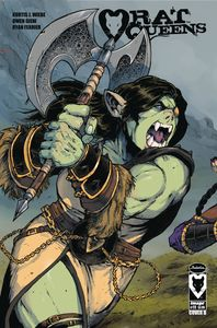 [Rat Queens #11 (Cover B Gieni) (Product Image)]