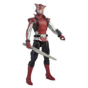 [Power Rangers: Beast Morphers: Action Figure: Blaze (Product Image)]