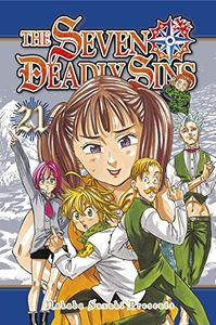 [The Seven Deadly Sins: Volume 21 (Product Image)]