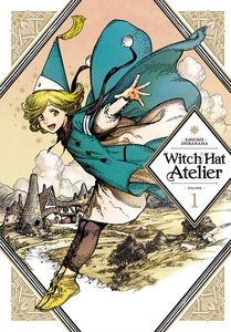 [Witch Hat Atelier: Volume 1 (Product Image)]