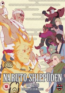 [Naruto Shippuden: Box Set 26 (Episodes 323-335) (Product Image)]