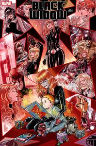 [Black Widow #4 (Checchetto Variant) (Product Image)]