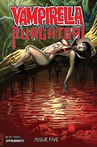 [Vampirella Vs Purgatori #5 (Cover B Fox) (Product Image)]