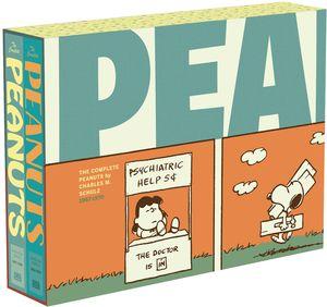 [Complete Peanuts: Box Set (1967-1970) (Product Image)]