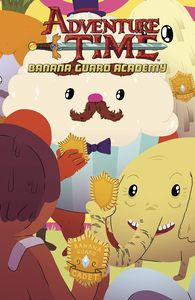 [Adventure Time: Banana Guard Academy #2 (Product Image)]