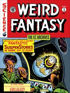[EC Archives: Weird Fantasy: Volume 1 (Hardcover) (Product Image)]