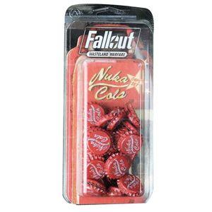 [Fallout: Wasteland Warfare: Nuka Cola: Caps Set (Product Image)]