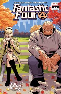 [Fantastic Four #19 (Gwen Stacy Variant) (Product Image)]