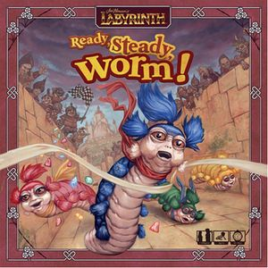 [Labyrinth: Ready, Steady, Worm! (Product Image)]