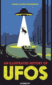 [An Illustrated History Of UFOs (Hardcover) (Product Image)]