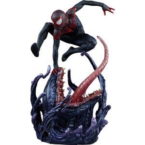 [Marvel: Premium Format Statue: Spider-Man: Miles Morales (Product Image)]