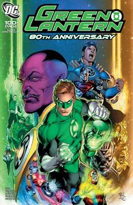 [Green Lantern: 80th Anniversary 100 Page Super Spectacular #1 (2000s Variant Edition) (Product Image)]