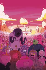 [Adventure Time #72 (Subscription Mccormick Variant) (Product Image)]