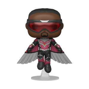 [The Falcon & The Winter Soldier: Pop! Vinyl Figure: The Falcon (Flying Pose) (Product Image)]