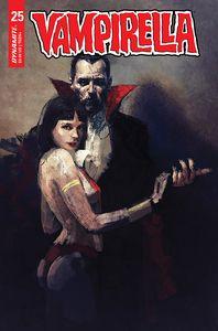 [Vampirella #25 (Cover K Mastrazzo Homage Variant) (Product Image)]
