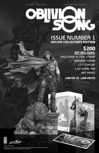 [Oblivion Song #1 (Collectors Edition) (Product Image)]