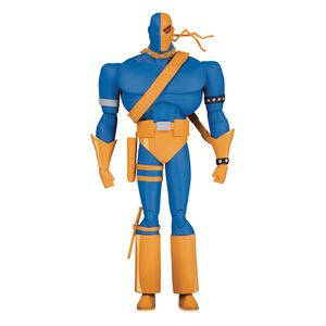[Batman: The Adventures Continue: Action Figure: Deathstroke (Product Image)]