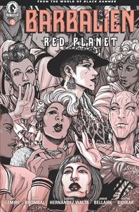 [Barbalien: Red Planet #3 (Cover B Koch) (Product Image)]