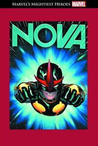 [Marvel's Mightiest Heroes: Volume 107: Nova (Sam Alexander) (Product Image)]