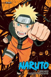 [Naruto: 3-In-1 Edition: Volume 13 (Product Image)]