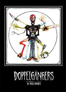 [Alex Pardee's Doppelgangers (Hardcover) (Product Image)]