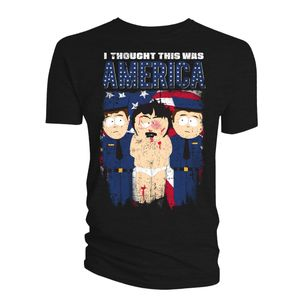 [South Park: T-Shirt: Randy Marsh - But This Is America! (Product Image)]