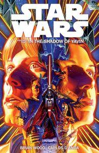 [Star Wars: Volume 1: Shadow Of Yavin (Titan Edition) (Product Image)]
