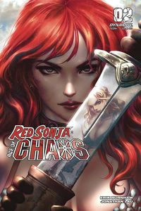 [Red Sonja: Age Of Chaos #2 (Kunkka Variant) (Product Image)]