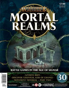 [Warhammer: Age Of Sigmar: Mortal Realms #30 (Product Image)]