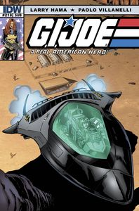 [GI Joe: A Real American Hero #218 (Subscription Variant) (Product Image)]