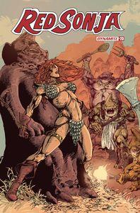 [Red Sonja #23 (Castro Bonus Variant) (Product Image)]