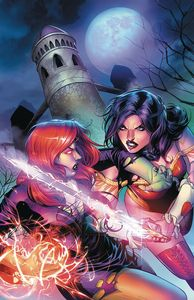 [Grimm Fairy Tales #30 (Cover B Coccolo) (Product Image)]