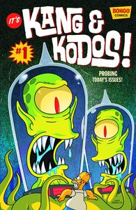[Kang & Kodos #1 (Product Image)]