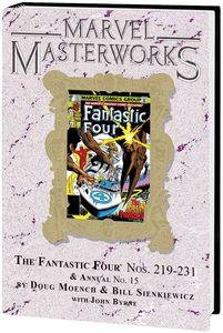 [Marvel Masterworks: Fantastic Four: Volume 20 (Hardcover - DM Variant) (Product Image)]