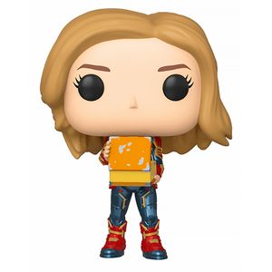 [Captain Marvel: Pop! Vinyl Bobblehead: Captain Marvel (Product Image)]