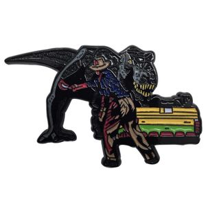 [Jurassic Park: Pin Badge (Product Image)]