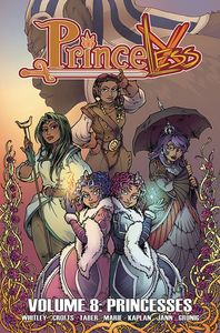 [Princeless: Volume 8: Princesses (Product Image)]