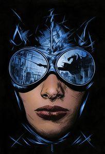[Batman/Catwoman #3 (Cover C Travis Charest Variant) (Product Image)]