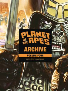 [Planet Of Apes: Archive Volume 4 (Hardcover) (Product Image)]