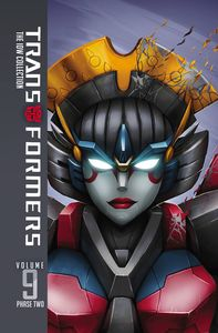 [Transformers: IDW Collection Phase 2: Volume 9 (Hardcover) (Product Image)]