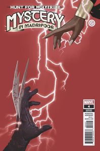 [Hunt For Wolverine: Mystery Madripoor #4 (Bachalo Variant) (Product Image)]