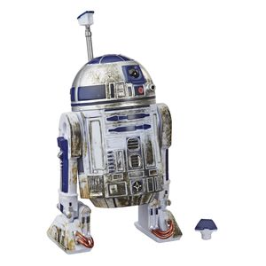 [Star Wars: The Empire Strikes Back (40th Anniversary): Black Series Action Figure: R2-D2 (Dagobah) (Product Image)]