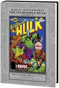 [Marvel Masterworks: The Incredible Hulk: Volume 12 (Hardcover) (Product Image)]