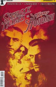 [Holmes Vs Houdini #1 (A Cover Campbell) (Product Image)]