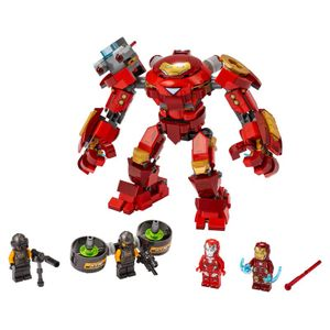 [LEGO: Iron Man Hulkbuster Versus A.I.M Agent (Product Image)]