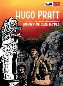 [War Picture Library: Volume 3: Night Of The Devil (Hardcover) (Product Image)]