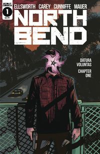 [The cover for North Bend #1 (Cover A Rob Carey)]